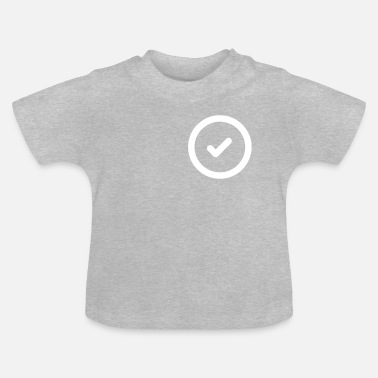 Ticker tick - Baby T-Shirt