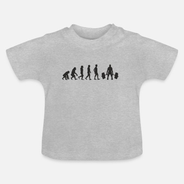 Lift Evolution Weight Lifting - Baby T-Shirt