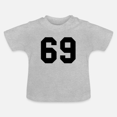Highschool 69 Highschool Style - Baby T-Shirt