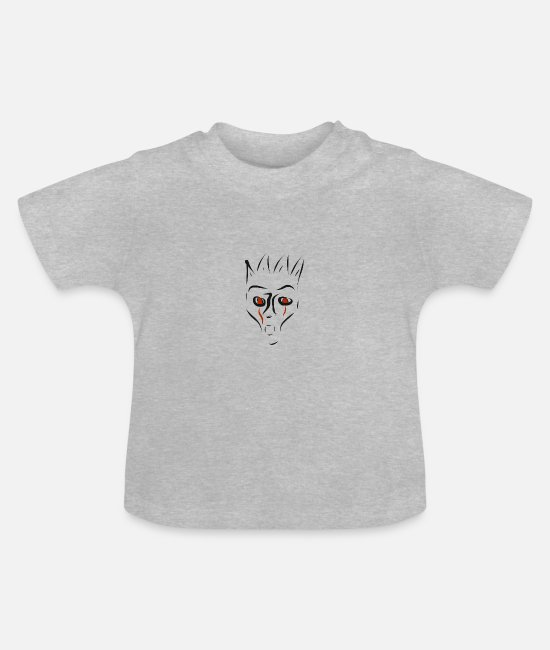 Undead Baby T-Shirts - Halloween - Baby T-Shirt heather grey