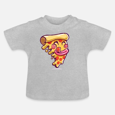 Pizza pizza - T-shirt baby
