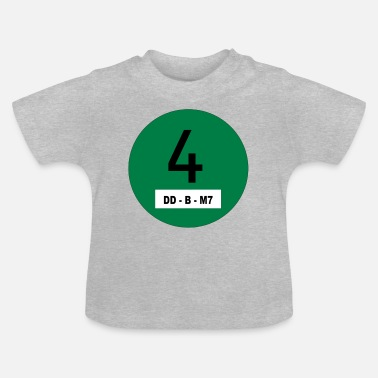 Monitoring automobile - Baby T-Shirt