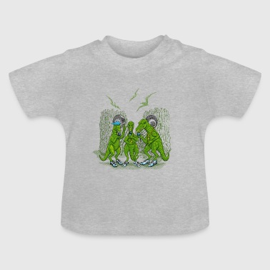 Trex rappers - Baby T-Shirt