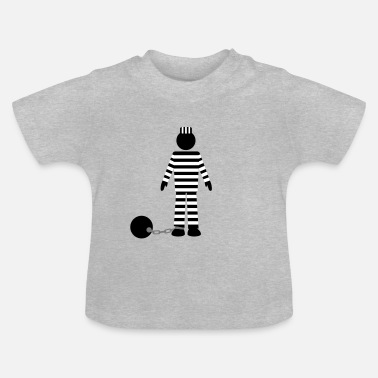 Gerningsmanden captured - Baby T-shirt