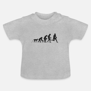 Rugby Evolution Football - Baby T-shirt