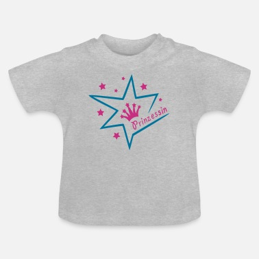 King Prinzessin Prinzessin - Baby T-Shirt
