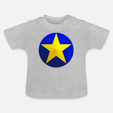 euro ster - Baby T-shirt
