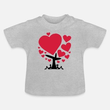 Big Love big love - tree of love (2c) - Baby T-Shirt