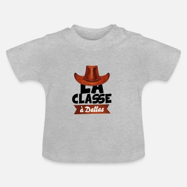 Dallas Cowboys La classe à Dallas - T-shirt Bébé