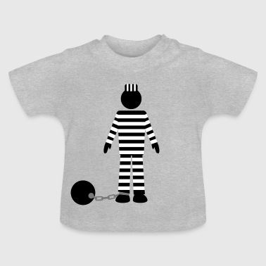 captured - Baby T-Shirt