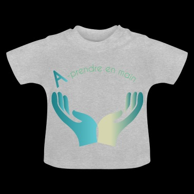 Association A prendre en Main - T-shirt Bébé