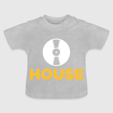 House musik! - Baby T-shirt