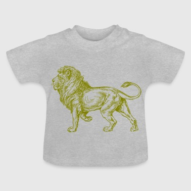 Golden Lion - Baby T-Shirt