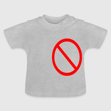 Verbot - Baby T-Shirt