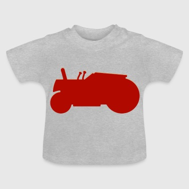 Large roller - Baby T-Shirt