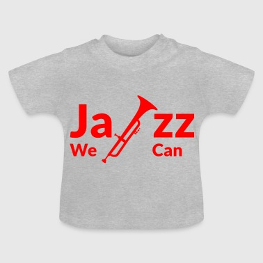 JAZZ WE CAN - rouge - T-shirt Bébé