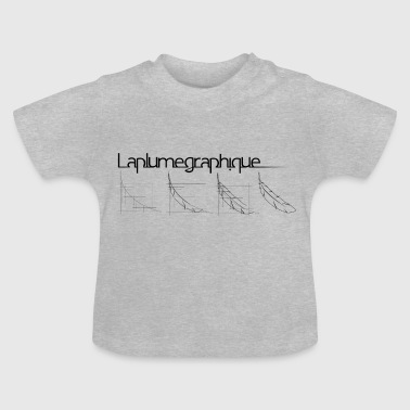 Grafik Stift - Baby T-Shirt