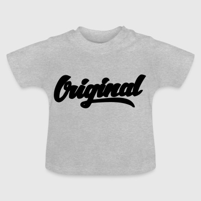 original - T-shirt Bébé