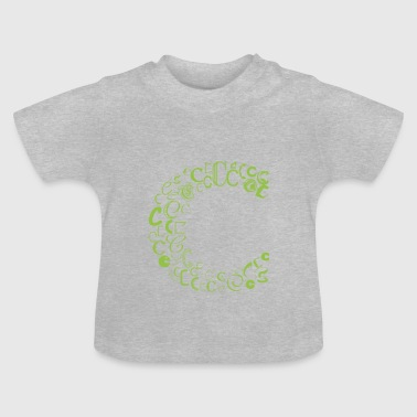 Lettertype C - Baby T-shirt