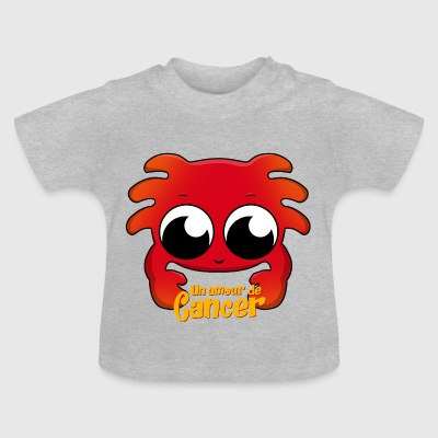 A Love Cancer - Baby-T-shirt