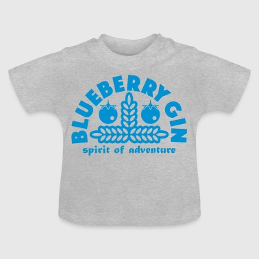 Blueberry Gin - T-shirt Bébé