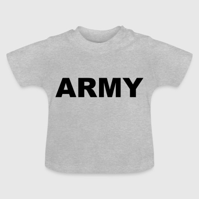 Army logo - Baby-T-shirt