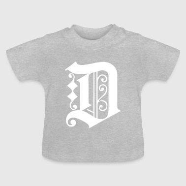 Detroit T Shirt Graphic - Baby T-Shirt