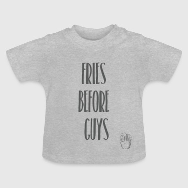 Fries voor jongens - Baby T-shirt