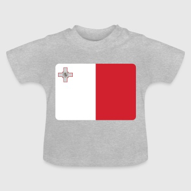 MALTA IS AT THE START! - Baby T-Shirt