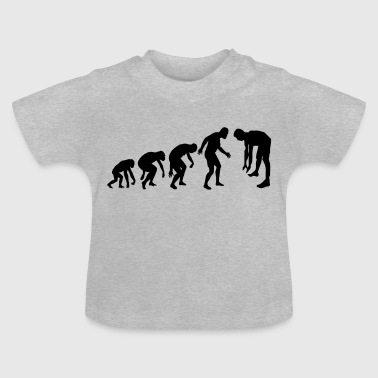 FITNESS FLAVOUR EVOLUTION SHIRT (NO PAIN NO GAIN BITCHES) - Baby T-Shirt