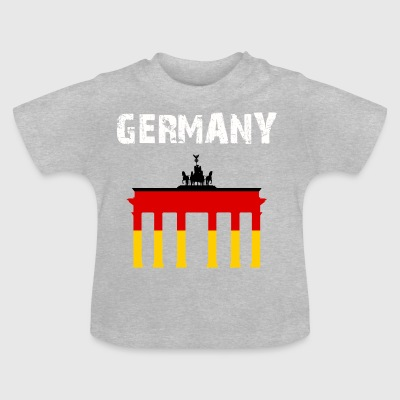 Nation-Design Germany - Baby T-Shirt
