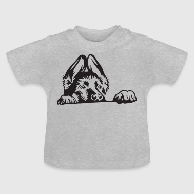 Deutsch Schäfer - Baby T-Shirt