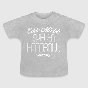 HANDBALL MÄDELS - Baby T-Shirt