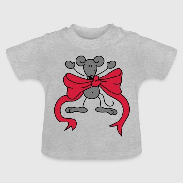 A little mouse 4U - Baby T-Shirt