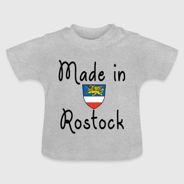Made in Rostock - Baby T-shirt