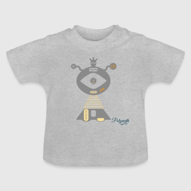 Little robot - Baby T-Shirt