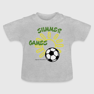 Summer Games - Baby-T-skjorte
