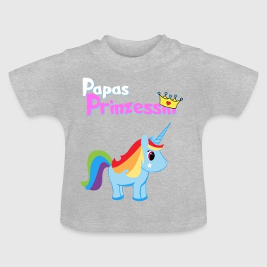 papas Princess - Baby T-shirt