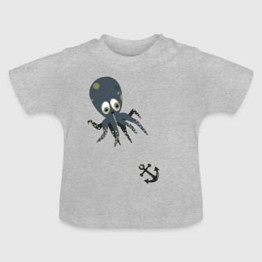 Octopussy - Baby T-shirt