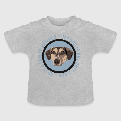 familielid bella - Baby T-shirt