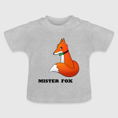 Fox - T-shirt Bébé