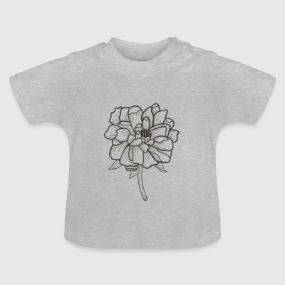Flower Power - Baby T-Shirt