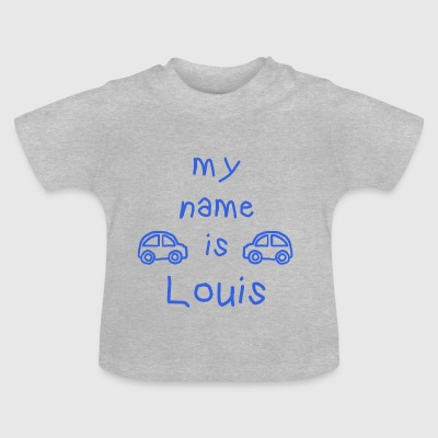 LOUIS MY NAME IS - Baby T-Shirt