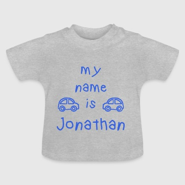 MEIN NAME IST JONATHAN - Baby T-Shirt