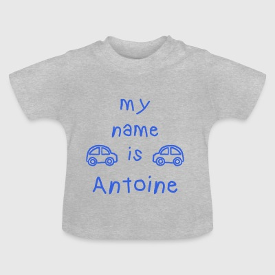 MEIN NAME IST ANTHONY - Baby T-Shirt