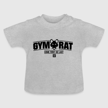 GYM RAT WEAR FITNESS - Baby T-shirt