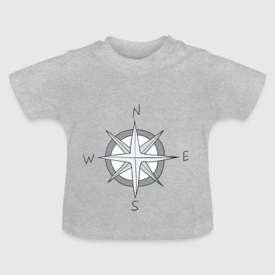 wind rose - Baby T-Shirt