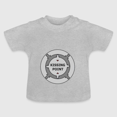 Kissing Point Grey - Baby T-shirt