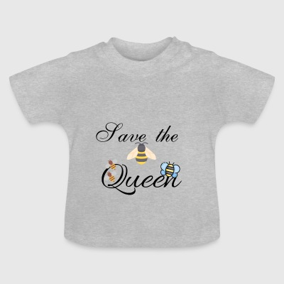 Save the Queen - Baby T-Shirt