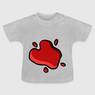 ketchup Stain - Baby-T-shirt
